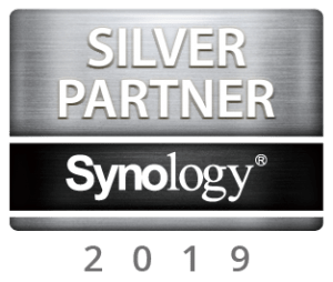 Synology_Logo Silver_2019