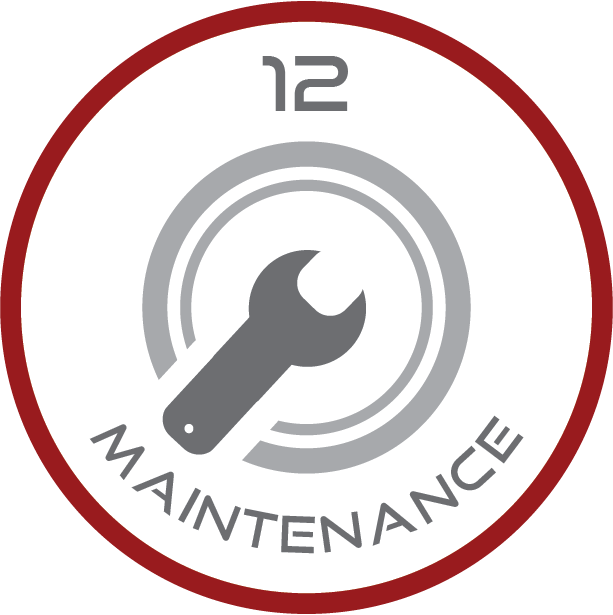 Maintenance 12 mois