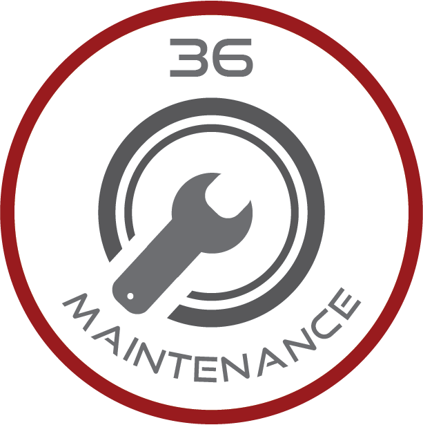 Maintenance 36 mois
